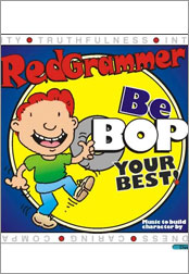 Be Bop Your Best: Music by Red Grammer