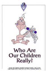 Who Are Our Children Really? A talk by Dr. Dan Popov