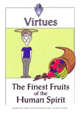 Virtues: The Finest Fruits of the Human Spirit. By Dr. Dan Popov