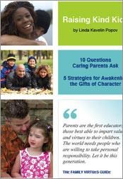 Raising Kind Kids Booklet