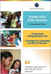 Kinder Kids Safer Schools Booklet