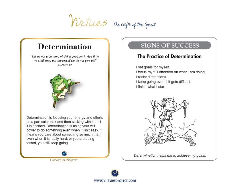 Family Virtues Cards - Catholic Edition