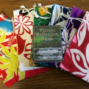 Virtues Reflection Cards - Aitutaki Set